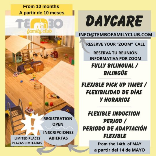 DAYCARE INSCRIPTION 21